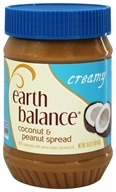 Coconut and Peanut Spread Creamy