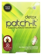 Detox Patch-It Supporting Natural Detoxification