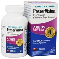 PreserVision AREDS Formula