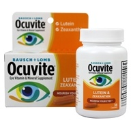 Ocuvite with Lutein and Zeaxanthin