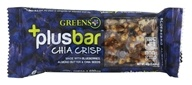 Vegan Blueberry Almond Chia Crisp Bar