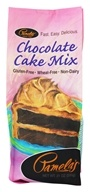 All Natural Cake Mix Gluten Free