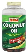 100% Vegetarian Coconut Oil