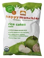 HappyMunchies Organic Rice Cakes