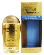 Penetrating Oil Extra For Dry, Coarse Hair Renewing Moroccan Argan Oil