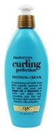 Defining Cream Curling Perfection Renewing Moroccan Argan Oil