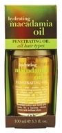 Penetrating Oil Hydrating Macadamia Oil