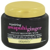 Instant Recovery Mask Repairing Awapuhi Ginger