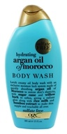 Creamy Oil Body Wash Hydrating Moroccan Argan Oil