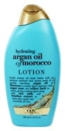 Creamy Oil Body Lotion Hydrating Moroccan Argan Oil