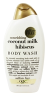 Creamy Body Wash Nourishing Coconut Milk Hibiscus