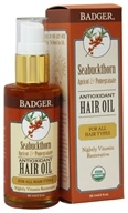 Hair Oil Antioxidant For All Hair Types