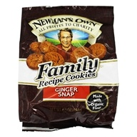 Organic Family Recipe Cookies