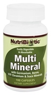 Multi Mineral with Germanium, Boron, GTF Chromium & Trace Minerals