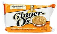 Ginger O's Creme Filled Ginger Cookies