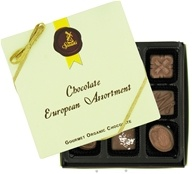 European Assortment Gourmet Organic Milk Chocolate