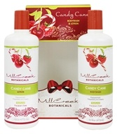 Bodywash and Lotion Candy Cane Gift Set - 2 x 16 oz.