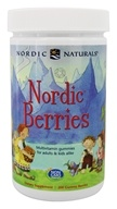 Nordic Naturals - Nordic Berries Multivitamin Gummies - 200 Gummies
