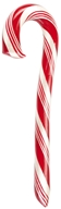 All Natural Candy Cane