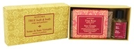 Bath and Body Soap and Perfume Gift Set