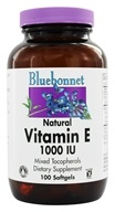 Natural Vitamin E Mixed Tocopherols
