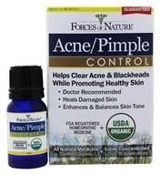 Forces of Nature - Acne/Pimple Control - 11 ml.