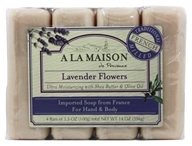 Traditional French Milled Bar Soap Value Pack