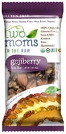 Two Moms in The Raw - Gluten Free Organic Nut Bar Gojiberry - 2 oz.