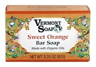 Vermont Soapworks - Bar Soap Citrus Sunrise - 3.25 oz.