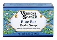 Vermont Soapworks - Bar Soap Blue Bar - 3.25 oz.
