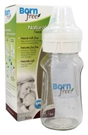 Glass Bottle BPA Free Medium Flow