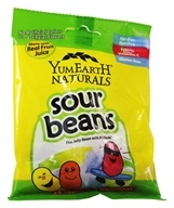 All Natural Gluten Free Sour Jelly Beans