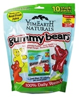 Natural Gluten Free Gummy Bears