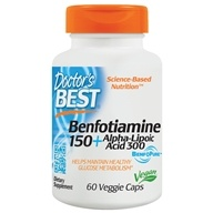Best Benfotiamine/Alpha Lipoic Acid 150 mg/300 mg