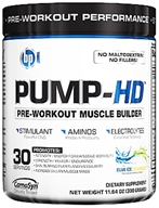 Pump-HD Pre-Workout Muscle Builder