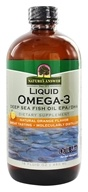 Liquid Omega-3 Deep Sea Fish Oil EPA/DHA