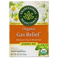 Organic Gas Relief Tea