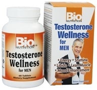Testosterone Wellness for Men