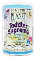 Peaceful Planet Plant Proteins Toddler Supreme Formula