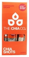 Chia Shots Australian Grown