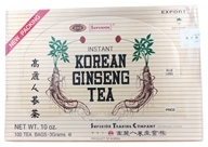 Instant Korean Ginseng Tea