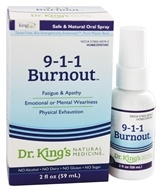 9-1-1 Burnout Homeopathic Spray