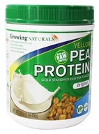 Raw Yellow Pea Protein