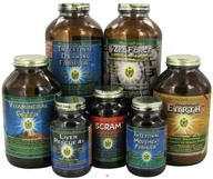 DROPPED: HealthForce Nutritionals - DO NOT PUBLISH Healing Cleanse Kit Level 3 - 7 Piece(s)