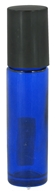 Cobalt Blue Glass Bottle Roll-On