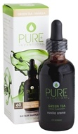 Pure Inventions - Green Tea Liquid Dropper Vanilla Creme - 2 oz.