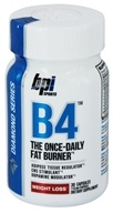 B4 Fat Burner Pre-Training
