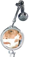 Z'Fogless Telescoping Fogless Shower Mirror ZDW05
