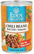 Chili Beans Organic Red Chili and Jalapeno