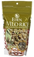 Wild Rice Hand Harvested Whole Grain